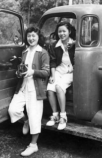 asian pin up girls saddle shoes